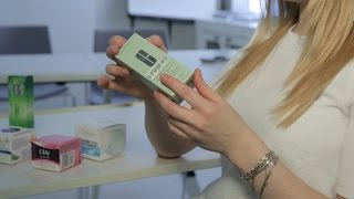 видео Косметика Clinique - увлажнение кожи.