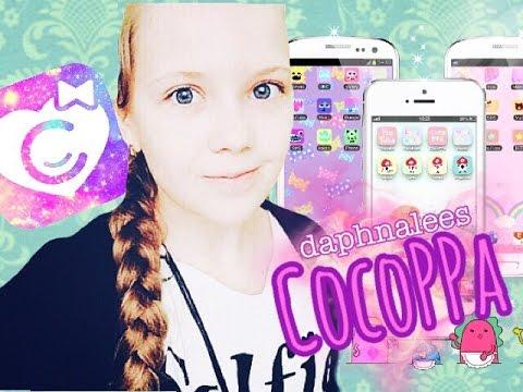 ❹ How: Как Поменять Иконки в CocoPPa?