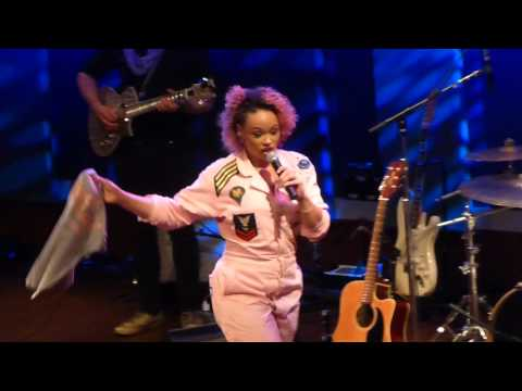 "Elle Varner - Live - ""F**k It All"" @ World Cafe  Live Philly 5.5.16"