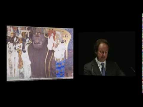 Joseph Leo Koerner, Tanner Lecture, The Viennese Interior: 'The Kiss'