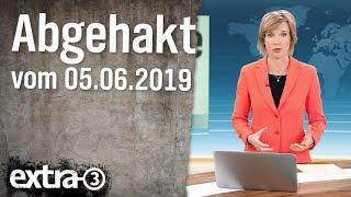 Abgehakt am 05.06.2019