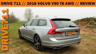 2018 VOLVO V90 T8 // inside out review // Impressive!