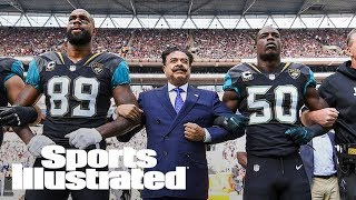 Jaguars Owner Khan: Trump Vs. NFL Is 'Personal' For The President   SI Wire   Sports Illustrated thumbnail