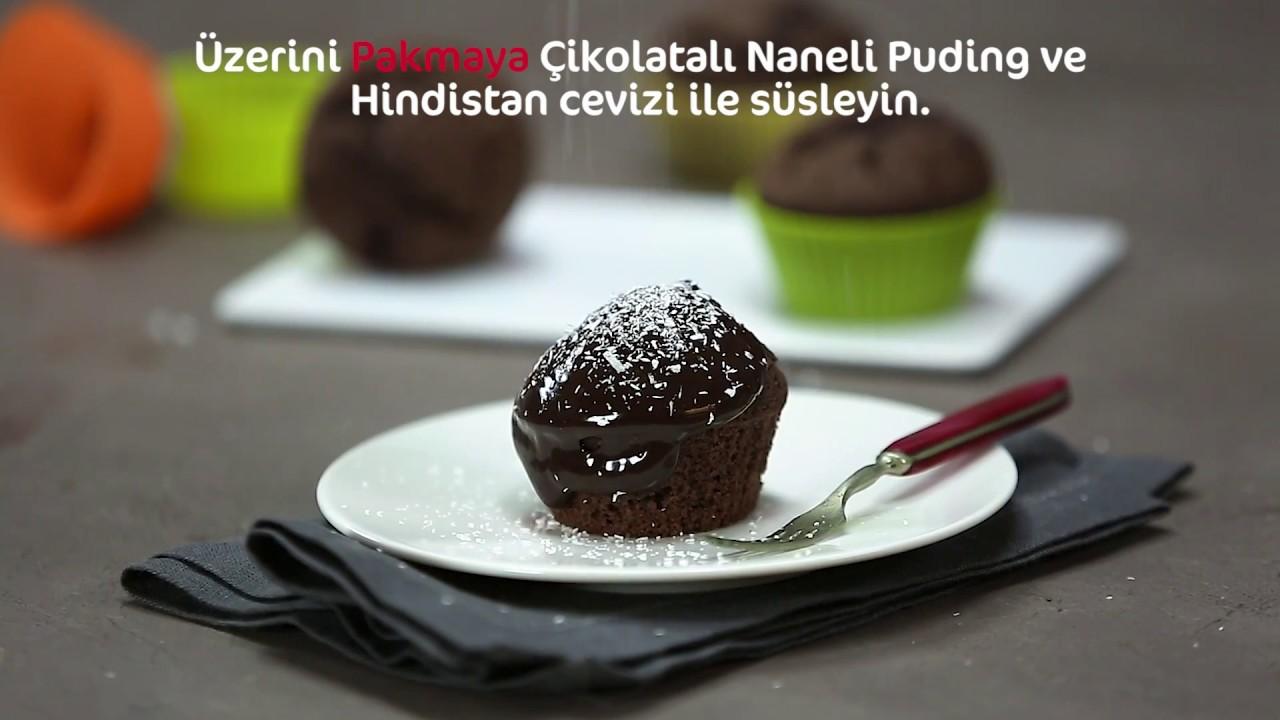 Naneli çikolata tarifi