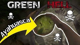 """Wypiłem rytualny napój """"Ayahuasca"""" - Green Hell (#2)"""