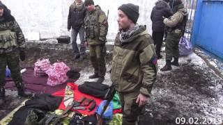 Видео с места изъятия оружия
