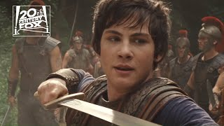 "Percy Jackson & the Olympians: The Lightning Thief | ""Water Will Give You Power"" Clip 