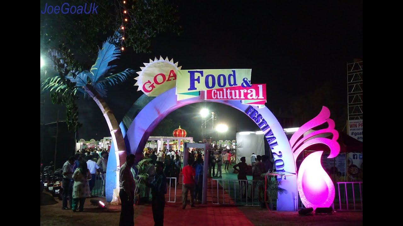Goa Food & Cultural Festival