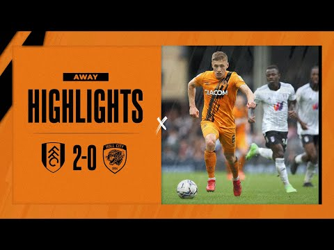 Fulham Hull Goals And Highlights