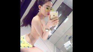 Võ Thị Ngọc Ngân show hàng tới sáng