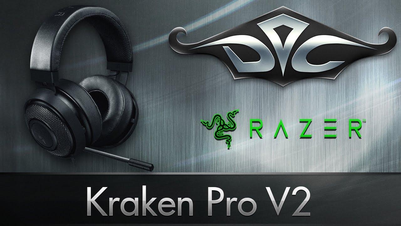 Razer Kraken Pro V2. Ну куда без них? (ง ͠° ͟ل͜ ͡°)ง