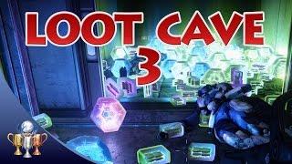 (NEW) Destiny Treasure Loot Cave 3 - Venus Legendary Engram Farming - Works w/ Patch 1.0.2.2