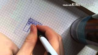 How to draw the Arc of Triomphe quick and easy