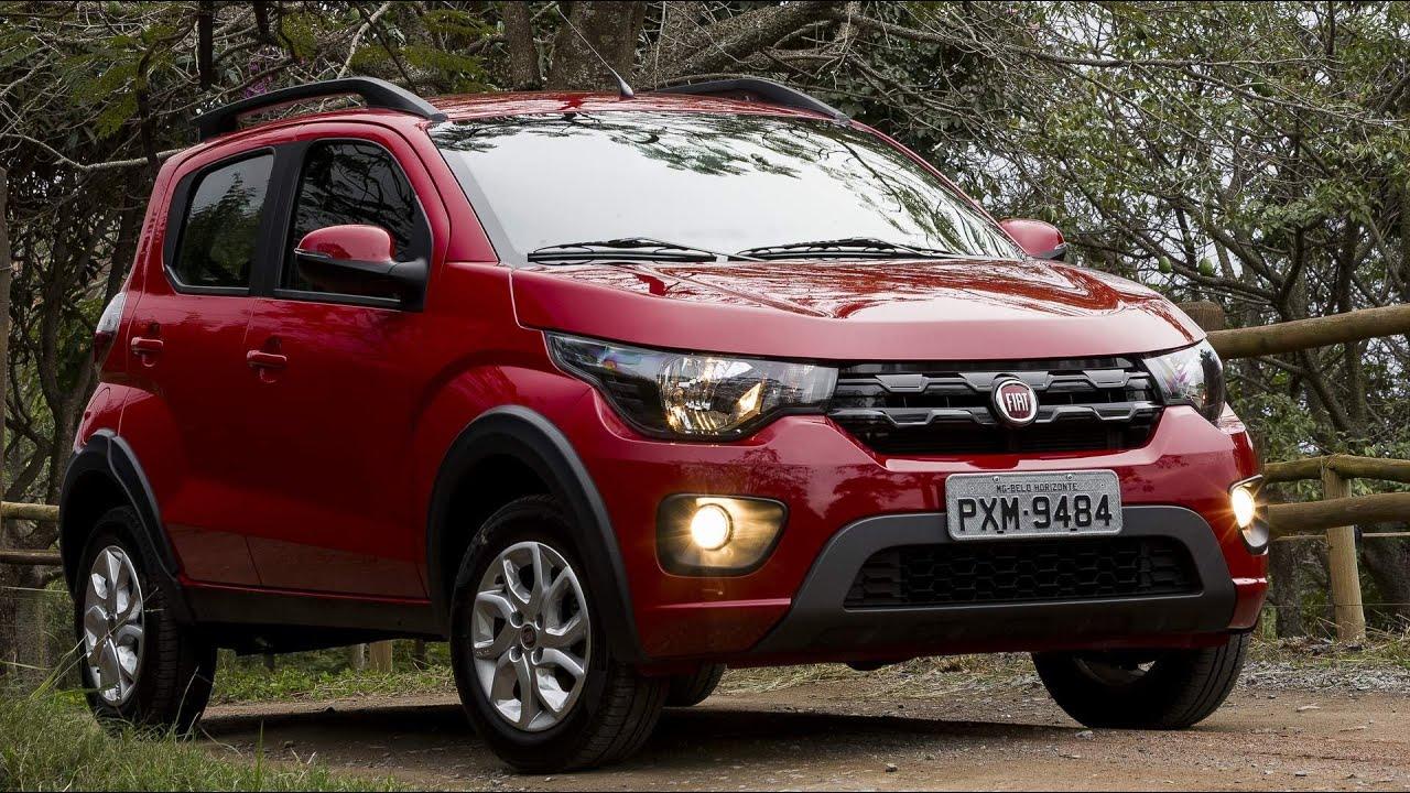 Fiat Mobi Way: detalhes, consumo, preço - www.car.blog.br ...