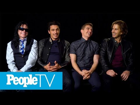Disaster Artist: James Franco & Dave Franco On Why They're Finally Working Together | PeopleTV