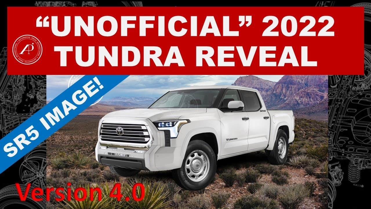 """*UPDATED* 2022 TOYOTA TUNDRA REVEAL VIDEO that Toyota should have created! """"Unofficial"""" Video V4.0"""