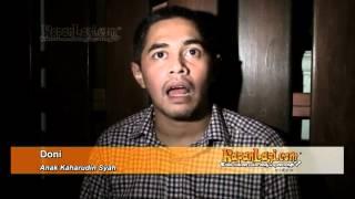 Upacara Militer, Iringi Pemakaman Kaharuddin Syah