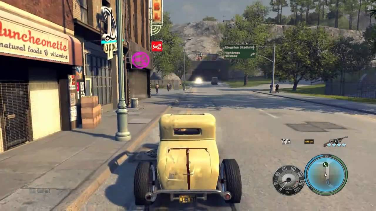 Mafia 2 Freeride Mod Download Link Gameplay Youtube
