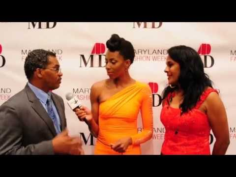 Red Carpet Interview with Founders of Maryland Fashion Week