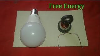 Free Energy Use 2 Magnets And cooper Wire Free Energy