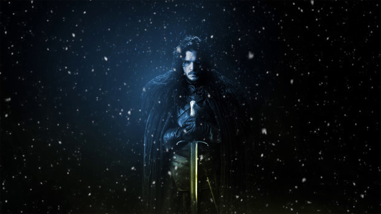 Jon Snow Animated Wallpaper (Game of Thrones)