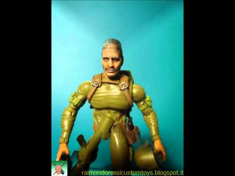 custom action figures gijoe zap