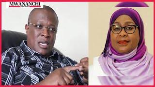 Nape Nnauye amchambua Rais Samia