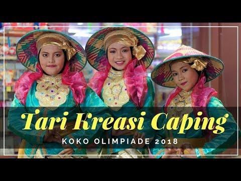 Tari Kreasi Caping - Koko Olimpiade 2018