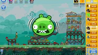 Angry Birds Friends tournament, week 303/1, level 1