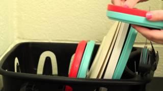 The Dish Rack!
