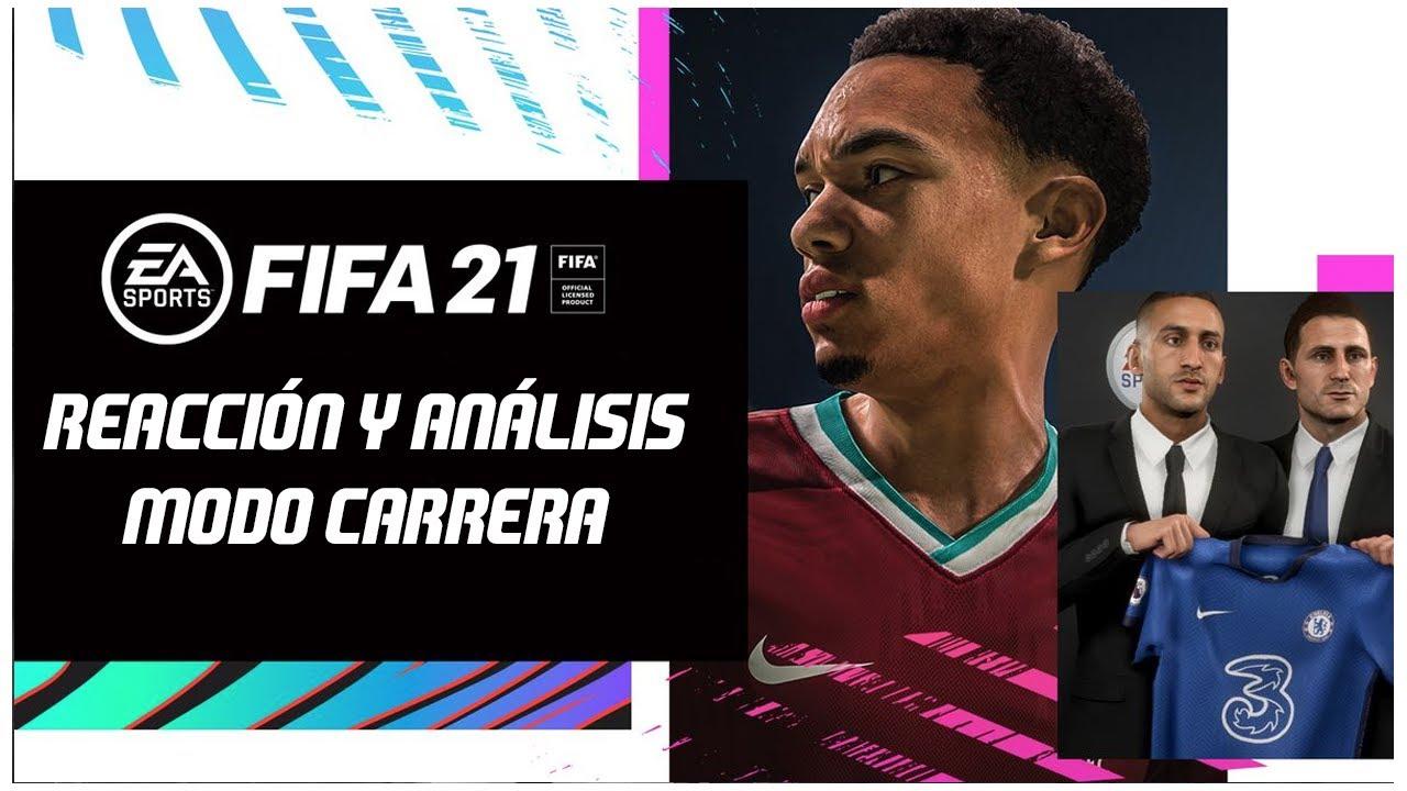 MEJORAS FIFA 21 MODO CARRERA - ¿SON MEJORAS O UN ENGAÑO?