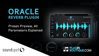 Lush Gated Reverb with Oracle Algoverb by SoundSpot - Preset Preview
