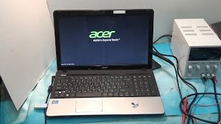 видео Если не включается ноутбук Acer Aspire (Notebook Асер)