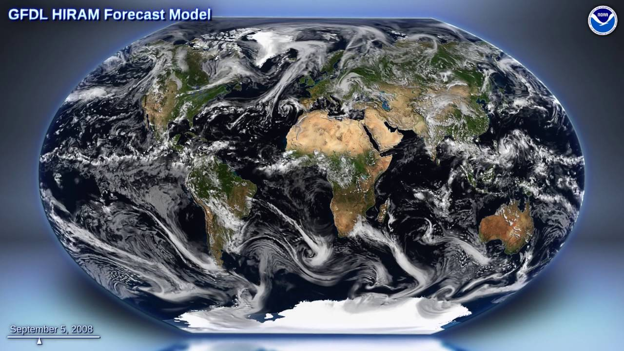 NOAA Makes Decision on New Global Weather Model  Controversy