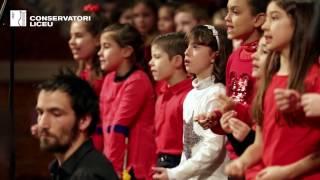 Cantates Participatives del Conservatori del Liceu - Cicle Liceu Familiar