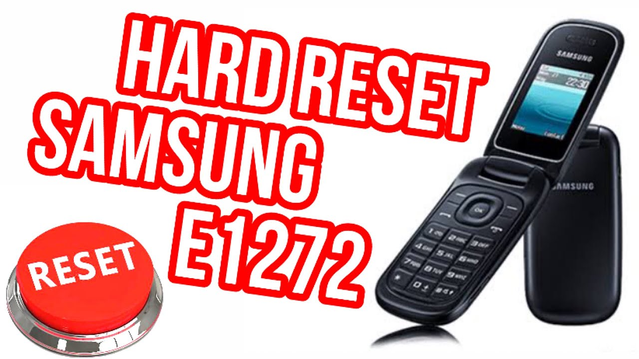 Info Harga Cara Ganti Fleksibel Samsung Gt E1272 Lipat By Fujifilm X T100 Kit Xc15 45mm F35 56 Ois Pzdark Silver Pwp Xf23 F2 Hard Reset Solusi Terkunci Youtube Elis