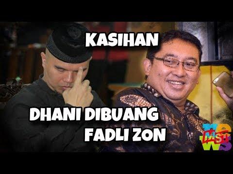 Kasihan Ahmad Dhani Kini Dibuang Fadli Zon