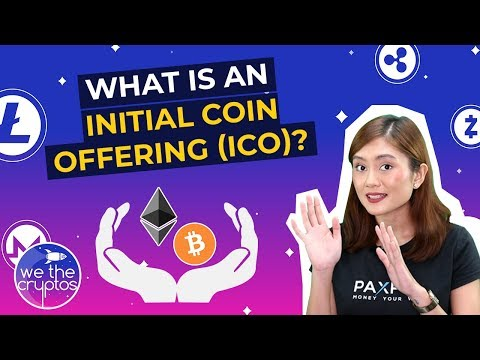 What is an Initial Coin Offering (ICO)