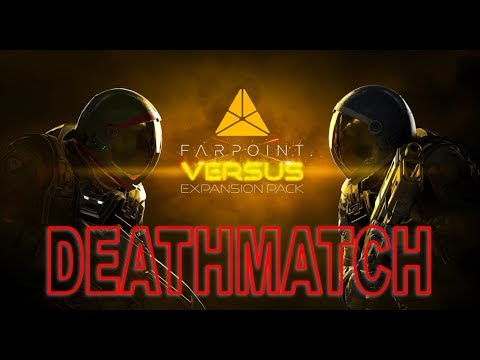 Farpoint Deathmatch VR - This is the FUTURE!!