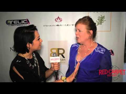 Catherine Curtin at Doris Bergman's Style Lounge & Party Celebrating Emmy Season BergmanPREmmys