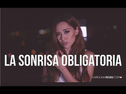 La sonrisa obligatoria - Julion Álvarez (Carolina Ross cover)