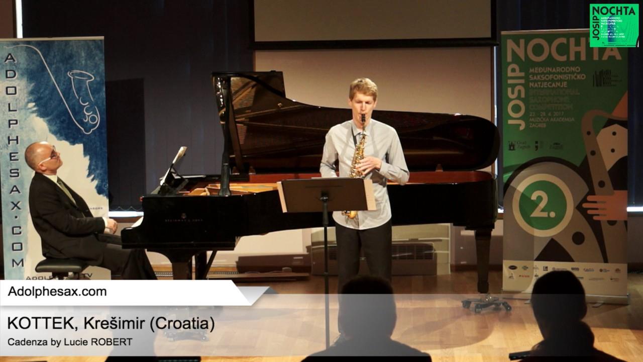 Cadenza by Lucie Robert – KOTTEK, Kressimir HR