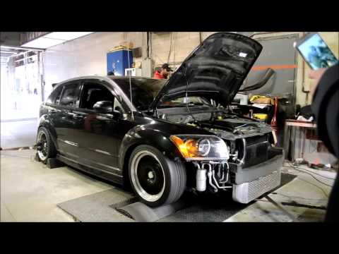 2008 dodge caliber srt4 dyno youtube. Black Bedroom Furniture Sets. Home Design Ideas