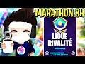 🔴☕️ Marathon 8h ! Game normal et ensuite de l'arène Squad  SUR FORTNITE BATTLE ROYALE !!!