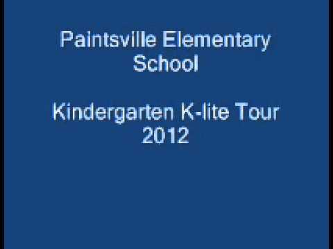 Paintsville Kindergarten at K-lite 94.7 Studios