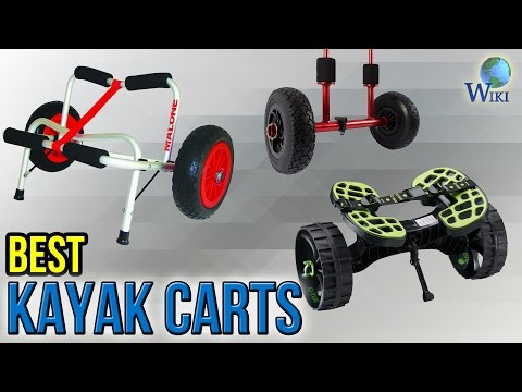 10 Best Kayak Carts 2017