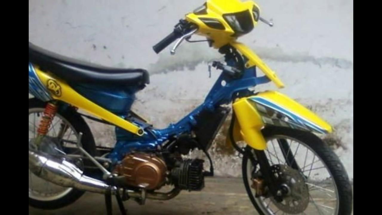 69 Gambar Modifikasi Motor Fiz R Standar Terbaru Dan Terkeren