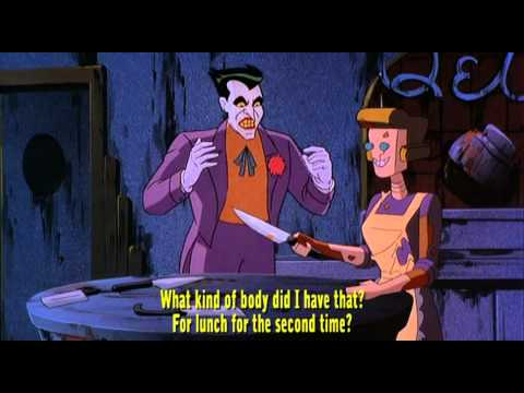 Batman: Mask of the Phantasm - Japanese Dub