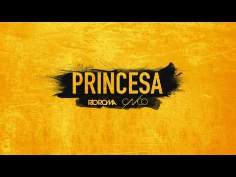 Cnco ft Río Roma  - Princesa (Cover Audio)
