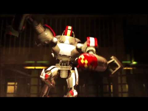 Real Steel World Robot Boxing Trailer